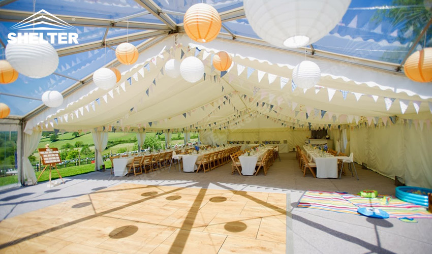 canopy tents - party marquee - outdoor wedding venue for sale - shelter tent-104 & Large Canopy Tents - Luxury Wedding Tent for Sale