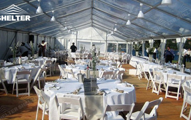 catering tent - SHELTER luxury wedding marquee party tents for sale wedding tent decorations 35