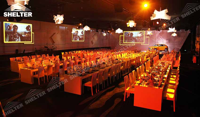 thermo tent - large party marquee for sale - luxury wedding tent - event tents - shelter tent-106