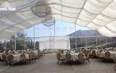 large wedding marquee for sale - luxury party tent - event tents - shelter tent-58