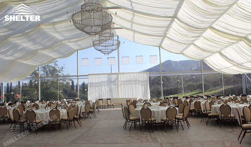 & Wedding Marquee for Sale - Party Tents - Luxury Wedding Tent