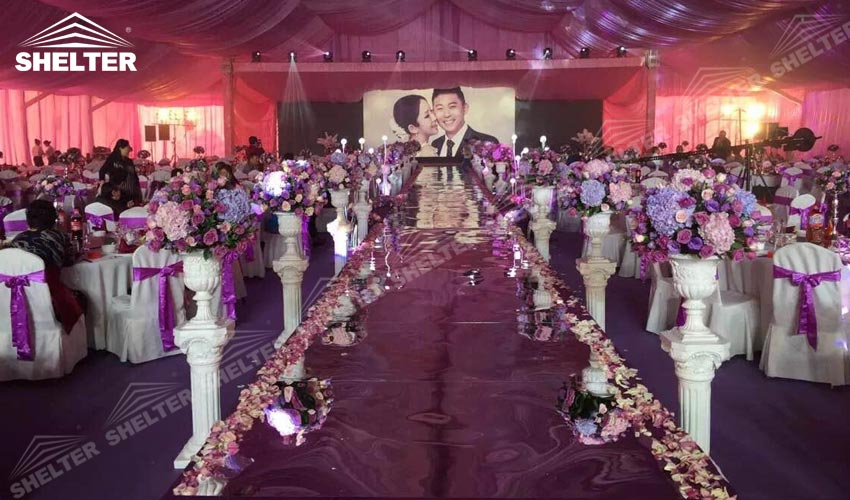 wedding tents for sale - large party marquee - luxury wedding tent