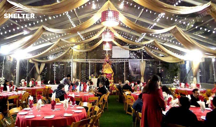 transparent tent - tents for weddings - large party marquee for sale - luxury wedding tent & Transparent Tent House - Marriage Marquee - Luxury Wedding Tent