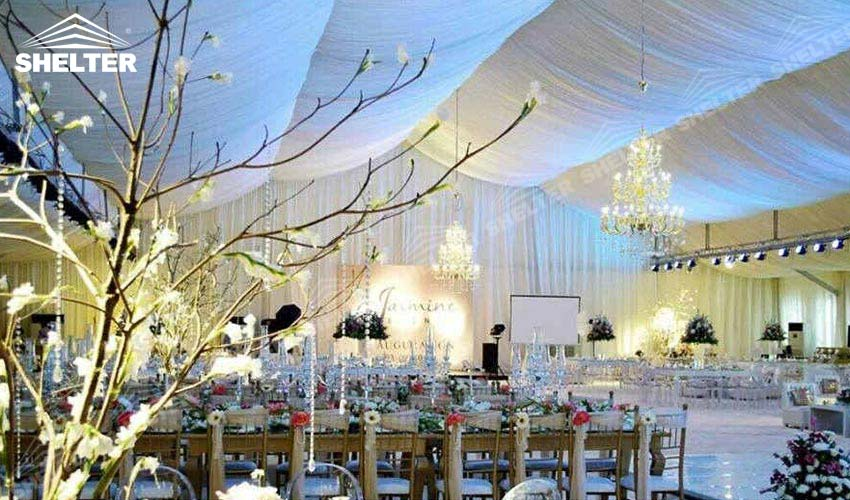 Wedding Tents House Marriage Banquet Hall Luxury Wedding Tent