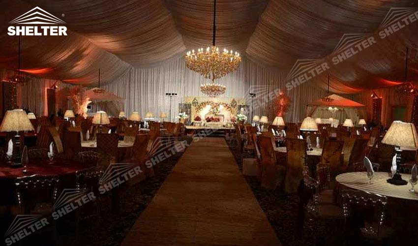 large party marquee for sale - outdoor wedding tent - event tents - shelter tent-83