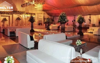 party tents - wedding marquee for sale - shelter tent-77