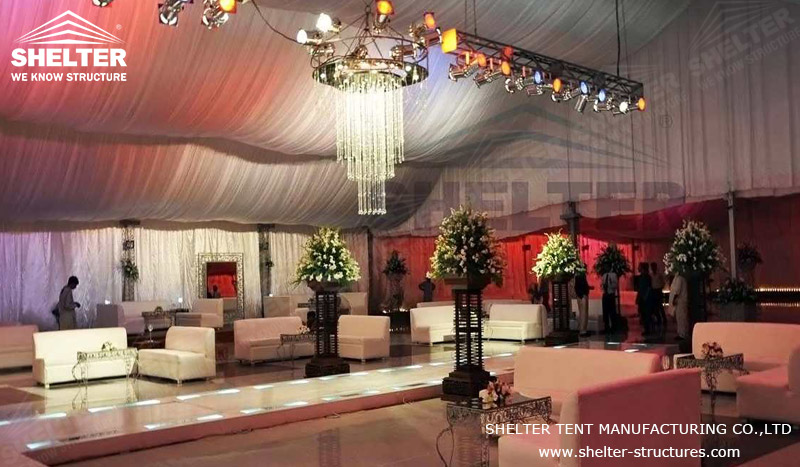 party tents - wedding marquee for sale - shelter tent-79