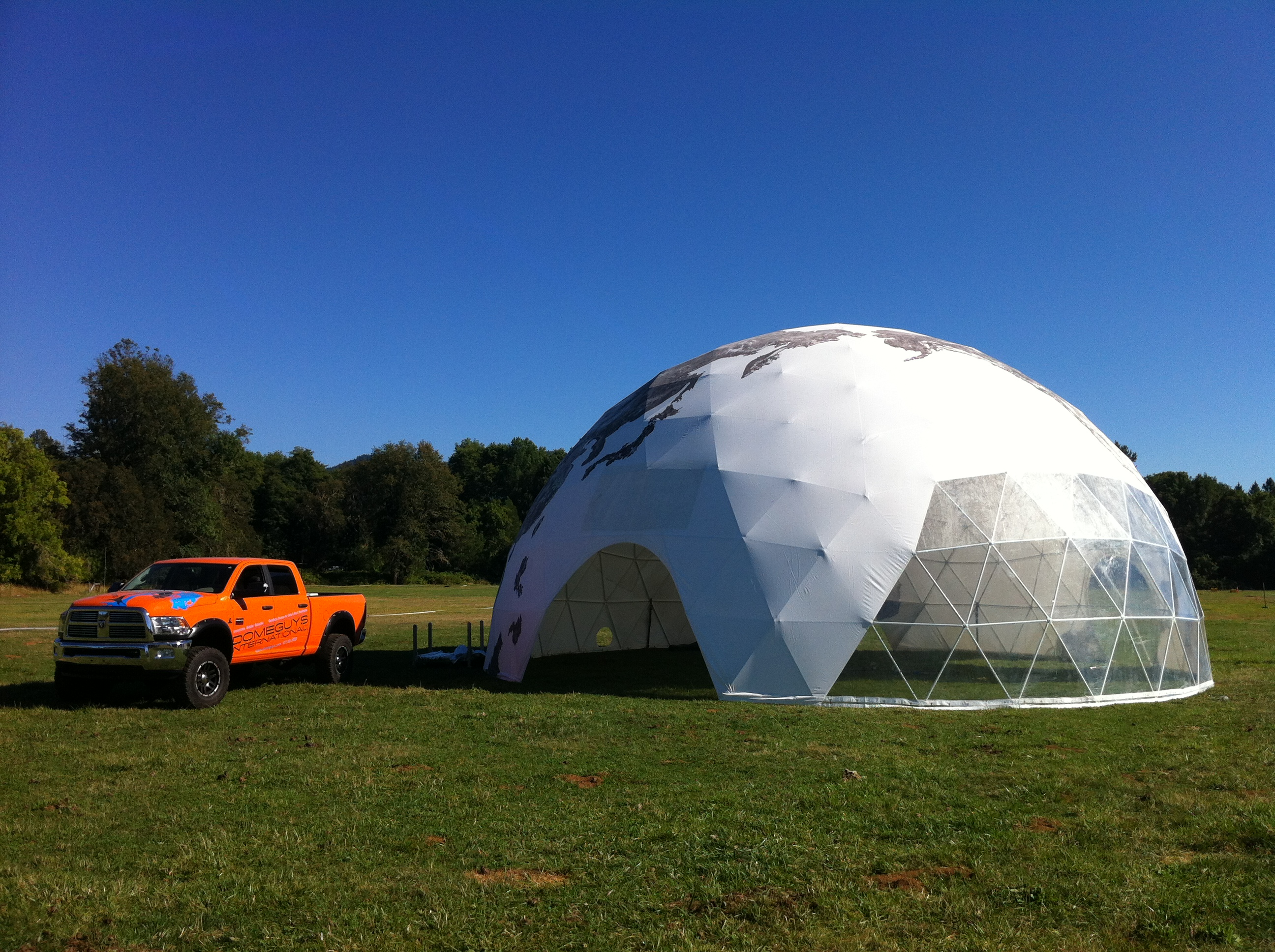 half clear transparent geodesic dome -Shelter geodesic dome tent for sale-10m-20m dome 24 & half clear transparent geodesic dome -Shelter geodesic dome tent ...