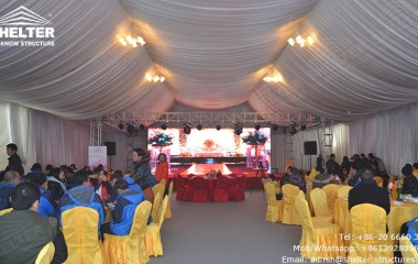 large wedding tents - party marquee - corporate event marquees for sale - luxury wedding tent