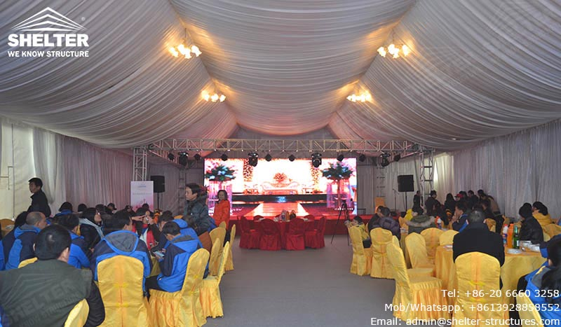 large party tent - wedding marquee - corporate event marquees for sale - luxury wedding tent