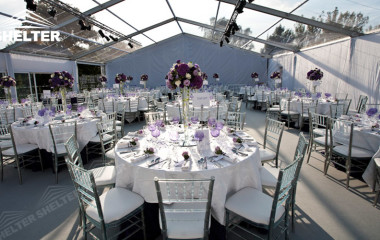 custom tent - SHELTER luxury wedding marquee party tents for sale wedding tent decorations 65