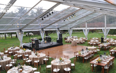 Outdoor Wedding Venue Shelter Luxury Wedding Marquee