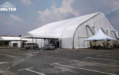 event marquee - arch tent - arcum tent for sale - large event marquee - lounge tents - shelter tent -18