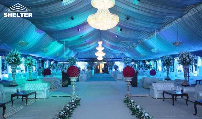 event marquee - large party marquee for sale - luxury wedding tent - event tents - shelter tent-38