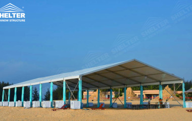 canopy tents - party marquee - outdoor wedding venue for sale - shelter tent-104
