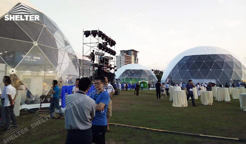 & Geodesic Domes for Sale - Geodomes - Luxury Wedding Tent