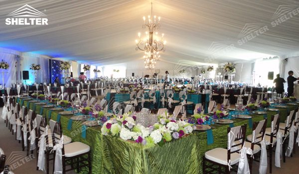 SHELTER marriage tent luxury wedding marquee party tents for sale wedding tent decorations 101 & 1000Sqm Marriage Tent - Wedding Banquet Hall - German Structures Sale