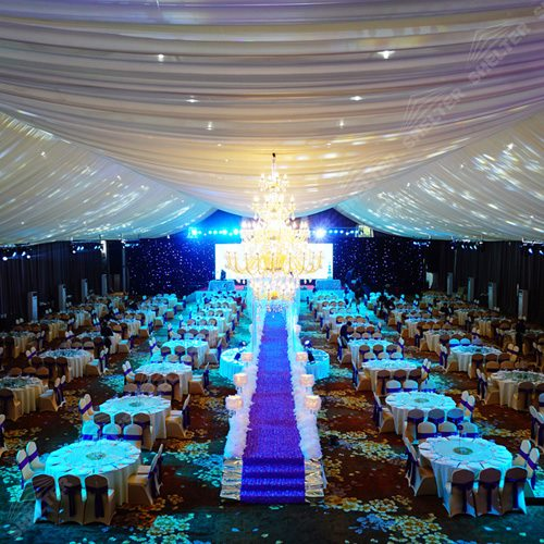 German Structures Sale as Luxury Wedding Hall & German Structures - Wedding Hall- Tent House Supplier - Sale in India