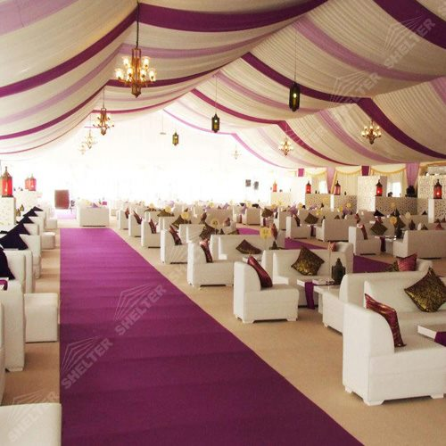 & 30 x 50 m Wedding Tent House - German Structures - Sale in New Delhi