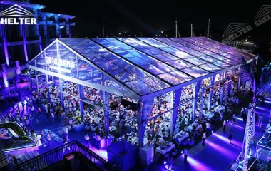 outdoor party tents for sale - luxury wedding marquee - event tent - shelter tent-121