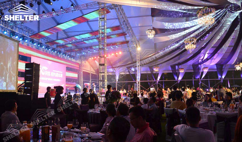 Wedding Tent for Sale 2500 sqm - 1500 Seater Luxury ...